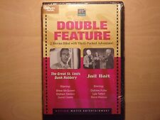The Great St. Louis Bank Robbery-Jail Bait  2 movies on one DVD  New sealed