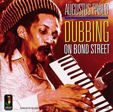 AUGUSTUS PABLO - DUBBING ON BOND STREET  CD NEU