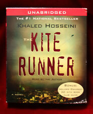 Audiobook - The Kite Runner by Khaled Hosseini / CD (English)