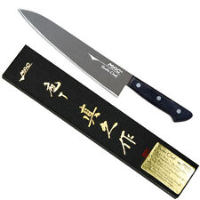 "MAC BSC-85 Japanese Series 8½"" Sushi Chef's Knife with non-stick coating"