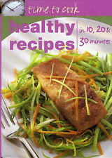 Healthy Recipes (Time to Cook),