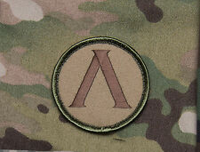 Mil-Spec Monkey Lambda Shield Morale Patch Multcam Hook Back