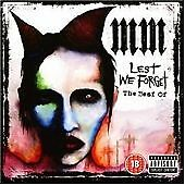 Marilyn Manson - Lest We Forget (The Best Of, 2004)