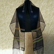 Talit, Tallit, Prayer Shawls - NEW - MADE IN ISRAEL