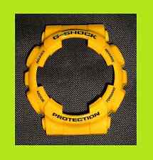 CASIO G-SHOCK GA100A-9 GLOSS YELLOW BEZEL SHELL CASE COVER FITS GA110 GD120 OEM