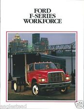 Truck Brochure - Ford - F-700 F-800 FT-900 - F-series - c1994 (T1272)