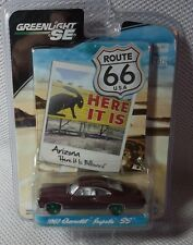 1967 CHEVROLET IMPALA SS GREENLIGHT ROUTE 66 Series 1 Green Machine CHASE #16/80