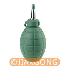 120mm Green Rubber Bulb Air Dust grenade Blower Camera Lens Filter Cleaner