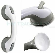 Bathroom Shower or Toilet Safety Suction Grip Handle Support Grab Disability