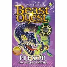 Beast Quest: 85: Plexor the Raging Reptile, Adam Blade