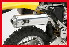 DG O-Series Slip On Exhaust Suzuki DR-Z400E  03-6400