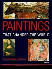 Paintings That Changed the World: From Lascaux to Picasso-ExLibrary