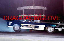 "Tommy Grove 1969 ""The Going Thing"" Ford Mustang NITRO Funny Car PHOTO!"
