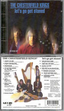 Chesterfield Kings Let's Go Get Stoned CD 14 tracks Sealed Garage Andy Babiuk