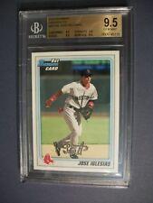 JOSE IGLESIAS 2010 Bowman Prospects #108 BGS GEM MINT 9.5 RC Red Sox, Tigers