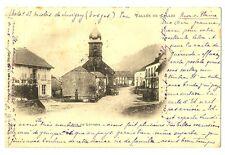 CPA 88 Vosges Rue de Luvigny