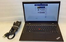 Lenovo Thinkpad x1 Carbon 2nd gen Core i5 1.90ghz 8GB 256GB SSD Win 10 Pro Touch