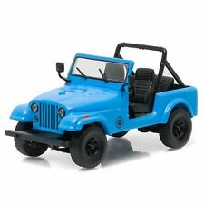 Lost CJ-7 Dharma Jeep 1:43 Scale Die-Cast Metal Vehicle