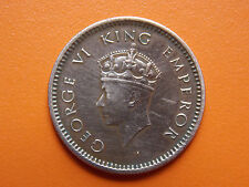 George VI King Emperor 1/2 Pice India 1939 Bronze Coin