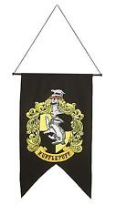 "HARRY POTTER HUFFLEPUFF WALL BANNER FLAG 20"" X 30"" PARTY PROP DECORATIONS RU4000"