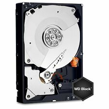 "1 Nero Western Digital TB 3.5"" disco rigido interno 7200 RPM WD 1002 faex"