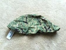 NEW NWU Type III Navy Seal AOR2 Helmet Cover ALL SIZES