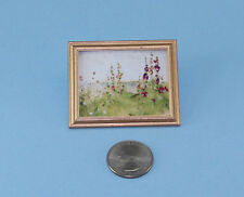 1/12 Scale Beautiful Dollhouse Miniature Framed Picture #HC245B