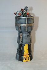 28mm scale wargames Watch tower Daemonscape Sci-fi