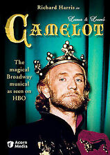 Camelot: Broadway Version (DVD) RARE OOP Richard Harris