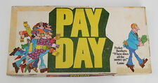 Payday 1975 Complete Board Game Parker Brothers Vintage Board Game R9129