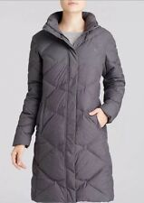 NWT THE NORTH FACE Miss Metro Down Parka Coat Graphite Grey Heather Sz S $320