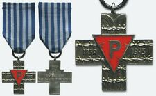 2798 POLAND POLISH WWII AUSCHWITZ CROSS RP-type - COPY