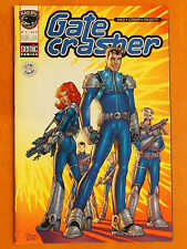 Gate crasher N° 1 du 10/2000- Black Bull éditions SEMIC C.O.M.I.C.S. comics