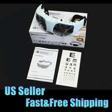Healthy Electric Eye Care Massager Relax Vibration Alleviate Eye Fatigue New