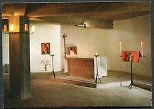 C1970's View of the Crypt, Taize Community, Saone-et-Loire