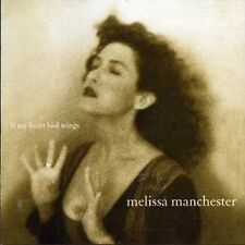 If My Heart Had Wings - Melissa Manchester (2006, CD NEUF)