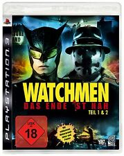 Watchmen Das Ende ist nah Teil 1 & 2 Sony Playstation 3 by Game-planet-shop