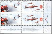 Canada 2006 Planes/Snowbirds/Aviation/Aircraft/Transport/Air Force c/b (n24622)