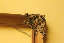 Vintage French Gold,  Photo, Picture Frame. Large.