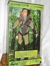 BARBIE DOLL-MALE-The Lord Of The Rings Male Doll (LEGOLAS)