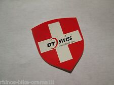 "ONE - 1.25"" DT SWISS SHIELD Bike Mountain Bicycle Ride STICKER DECAL (RBRA)"