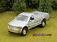 Die Cast City Pickup based on A Ford  O Scale 1:43