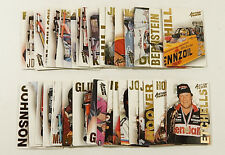 1994 Action Packed NHRA Drag Racing Trading Card Set (42) Nm/Mt