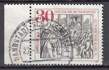BRD 1971 MER. n. 669 timbrato con bordo superiore LUSSO!!! (21554)