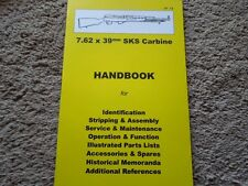 7.62x39 SKS All Models  Rifle Collector Handbook