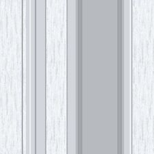 Vymura Synergy Striped Wallpaper Charcoal / Silver / White