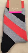 Paul Smith Women Sock Made In England Multi
