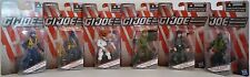 """G.I. Joe Specialty 4"""" inch Action Figures Set of 6 2012"""