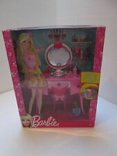 Barbie Dressing Table & Accessories