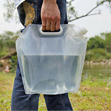5L Folding Bag Tool Camping Portable Lifting Water Storage Hiking Survival Kit